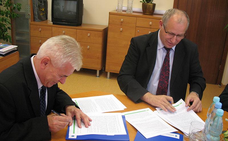 Umowa z Inżynierem Kontraktu podpisana