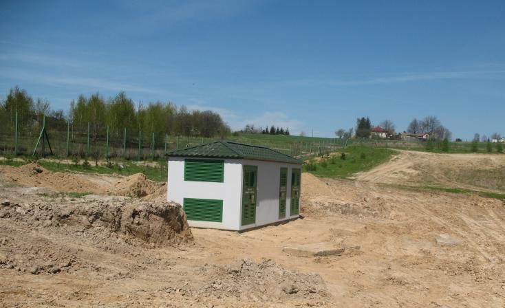 Przerwanie budowy Regionalnego Zakładu Zagospodarowania Odpadów w Dębowcu
