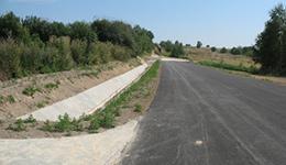 Droga dojazdowa do RZZO