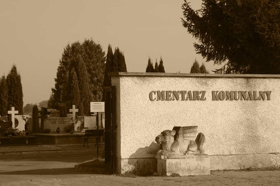 Zmiana organizacji ruchu przy Cmentarzu Komunalnym w Zamościu