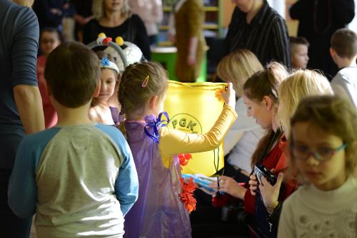 Przedszkolna eko-moda