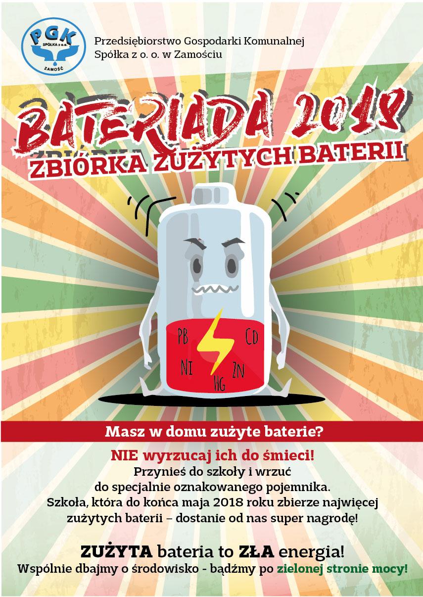 Bateriada plakat