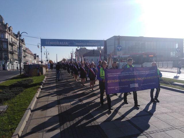 XXVIII Pielgrzymka Pracowników Wodociągów, Kanalizacji, Usług Komunalnych na Jasną Górę
