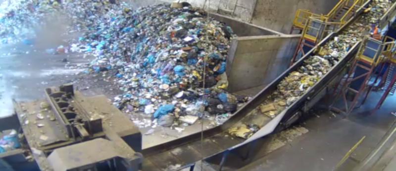 Konferencja prasowa dotycząca gospodarki odpadami